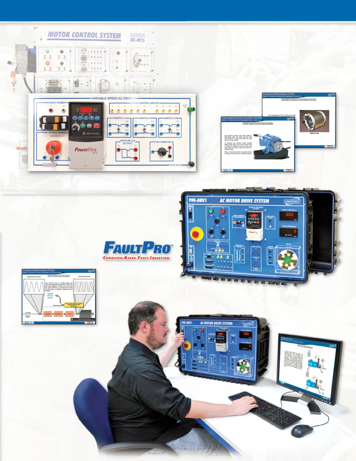 Industrial Maintenance Electrical Relay Page 21 Basic Ac Drives